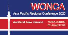 WONCA Asia Pacfic Regional Conference 2020